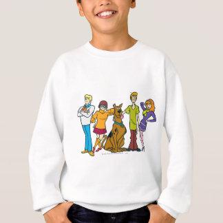 Sweatshirt Bande entière 14 Mystery Inc