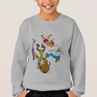 Sweatshirt Bande entière 17 Mystery Inc