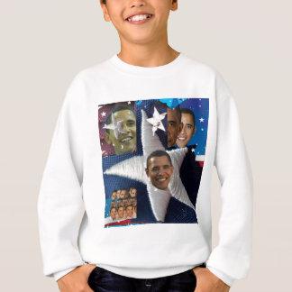 Sweatshirt Barack Obama