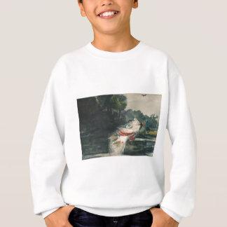 Sweatshirt Basse noire