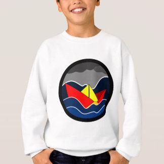 Sweatshirt Bateau de papier