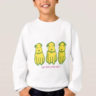 Sweatshirt Beaux chiens