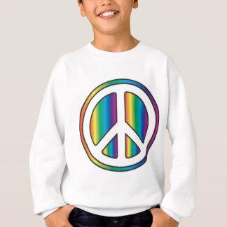 Sweatshirt Bébé de paix