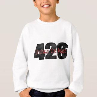 Sweatshirt bête 426 Mopar Hemi