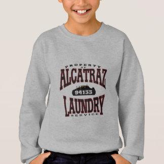 Sweatshirt blanchisserie d'alcatraz