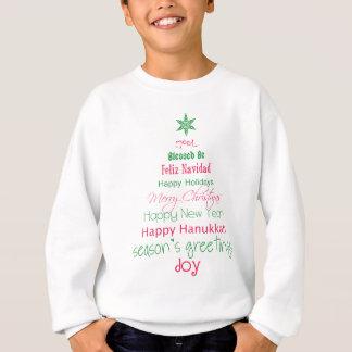 Sweatshirt Bonnes Fêtes