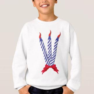Sweatshirt Bougies d'anniversaire