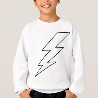 Sweatshirt boulon de foudre
