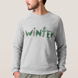 Sweatshirt Brindilles d'hiver