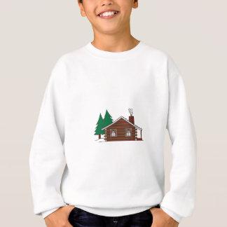 Sweatshirt Cabine de rondin