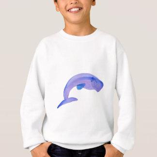 Sweatshirt Cachalot pourpre