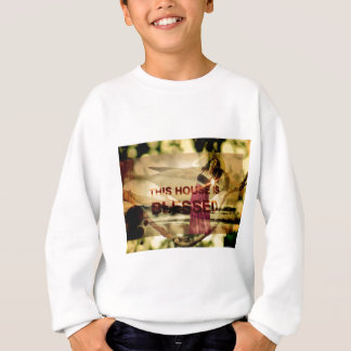 Sweatshirt Cadeaux à la maison bénis