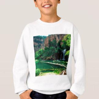 Sweatshirt Canyon accrochant le Colorado de Glenwood de lac