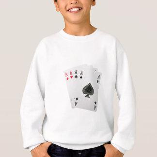 Sweatshirt Cartes de jeu