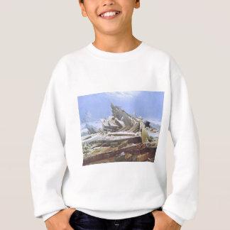 Sweatshirt Caspar David Friedrich - la mer polaire