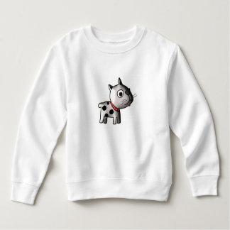 Sweatshirt Chandail mignon de chiot de chien mignon