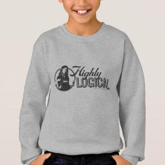 Sweatshirt Charme   de Harry Potter fortement logique
