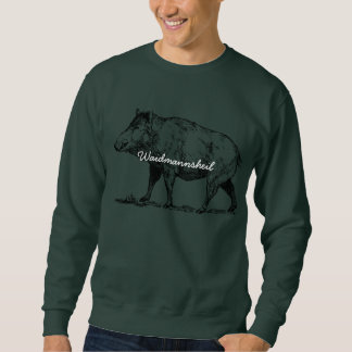 Sweatshirt Chasseur de truie