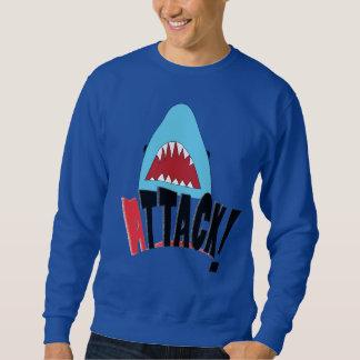 Sweatshirt Chemise d'attaque de requin