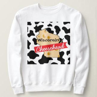 Sweatshirt Chemise du Wisconsin Cheesehead