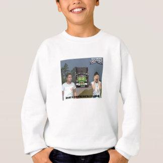 Sweatshirt Chemise maximum de film de vitesse surmultipliée