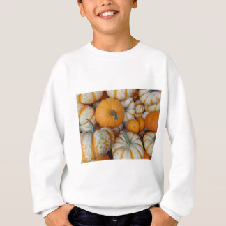 Sweatshirt Citrouille
