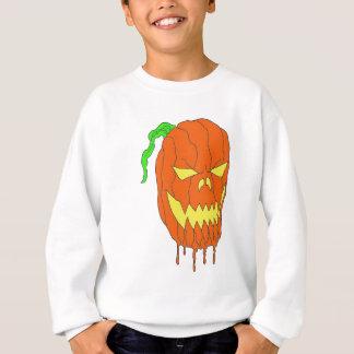 Sweatshirt Citrouille pour Halloween