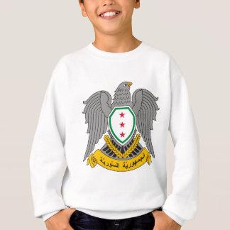 Sweatshirt Coat_of_arms_of_Syria-1957