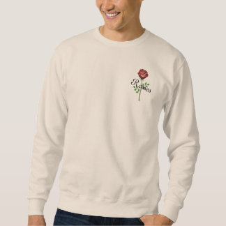 Sweatshirt Coeur d'une fleur