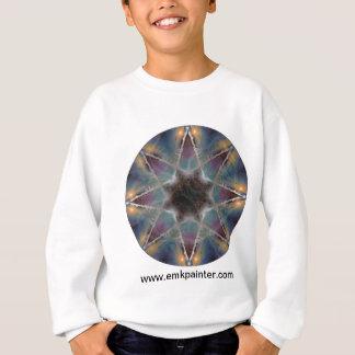 Sweatshirt comporte le mandala par EMKpainter