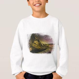 Sweatshirt Conception de bateau d'étoile