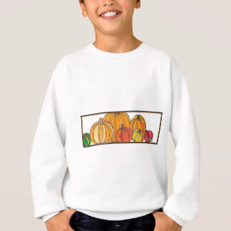 Sweatshirt Correction de citrouille - conceptions de