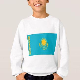 Sweatshirt Coût bas ! Drapeau de Kazakhstan