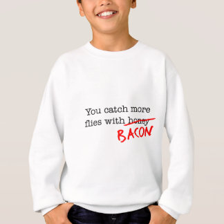 Sweatshirt Crochet de lard que plus pilote