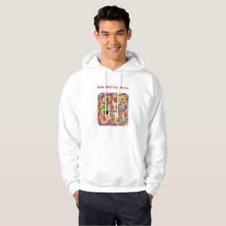 Sweatshirt croisé chrétien d'église curative