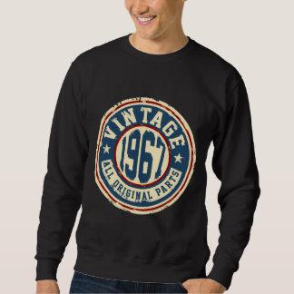 Sweatshirt Cru 1967 toutes les pièces d'original