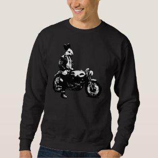 Sweatshirt Cycliste de lapin