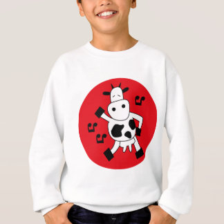Sweatshirt DancingCow11