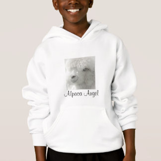 Sweatshirt d'ange d'alpaga