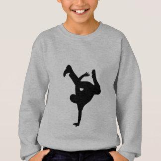 Sweatshirt Danse de coupure