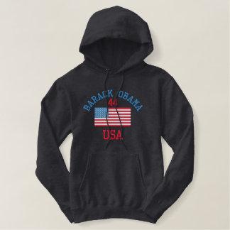 Sweatshirt de Barack Obama 44 Etats-Unis