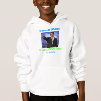 Sweatshirt de Barack Obama *hooded)