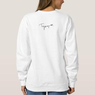 Sweatshirt de base de lune rêveuse de la poussière