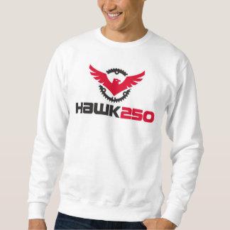 Sweatshirt de base du faucon 250 des hommes