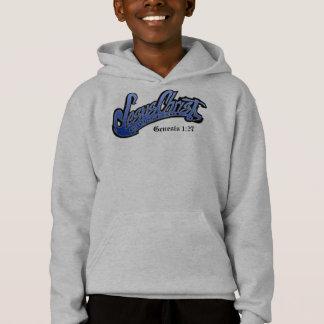 Sweatshirt de douane de Jésus-Christ