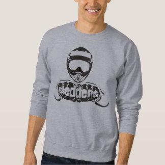 sweatshirt de gris de Sledders.com
