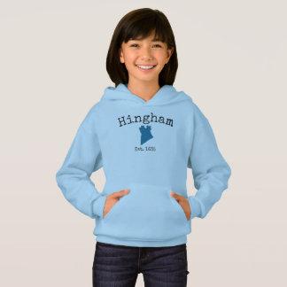 Sweatshirt de Hingham le Massachusetts pour les