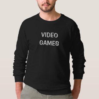Sweatshirt de jeux vidéo