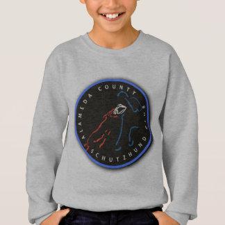 Sweatshirt de la jeunesse d'ACSC, gris