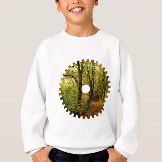 Sweatshirt de la jeunesse de VITESSE de NATURE de